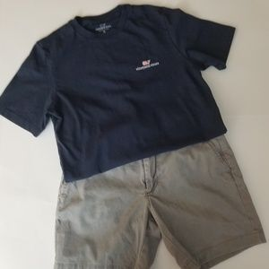 Vineyard Vines Mens Shorts and T-Shirt sz 28/M